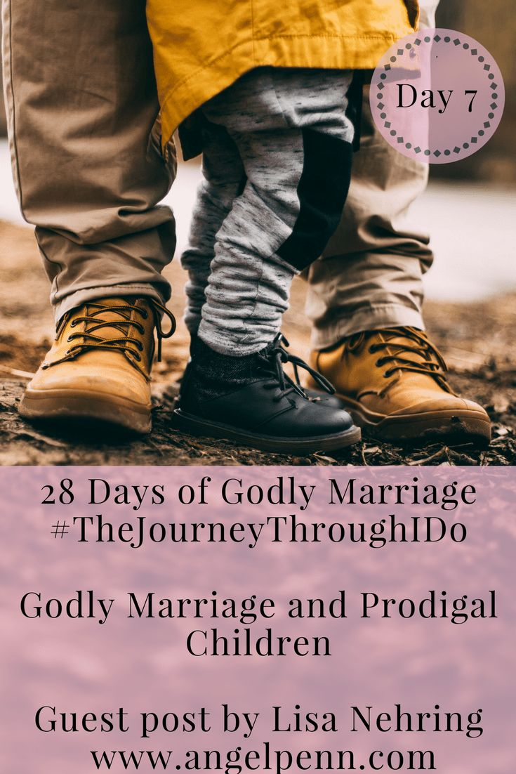 Godly Marriage and Prodigal Children: How Does it Affect the FamilyBloglovinEmailFacebookGoogle+InstagramPinterestStumbleUponTwitter