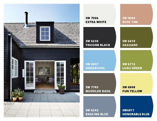 144 best Paint Colors images on Pinterest   Wall colors, Paint ...