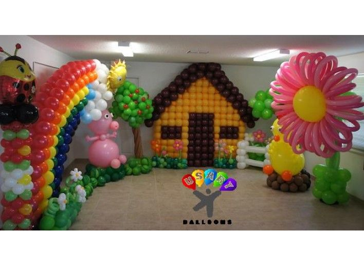17 best images about balloon hands on classes on pinterest for Balloon decoration courses dvd