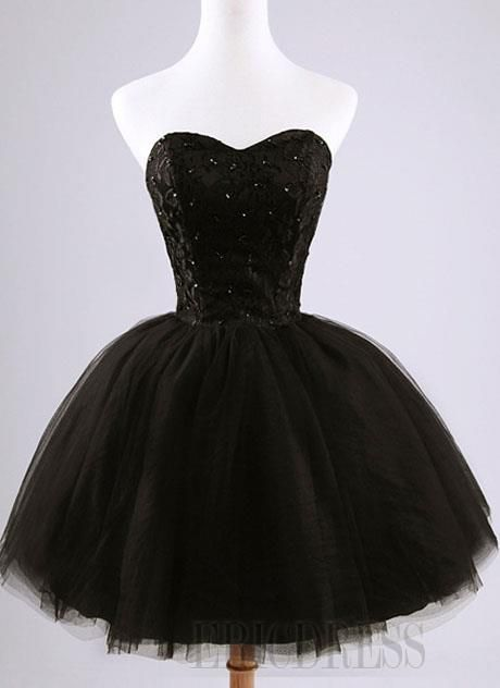 Pretty Strapless Beading Lace-Up Short Homecoming Dress Inexpensive Homecoming I NEED IT ❤♥❤♥❤♥