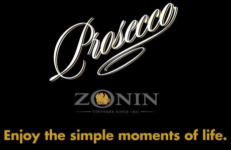Pizza som passer med Zonin Prosecco Italian Sparkling Wine