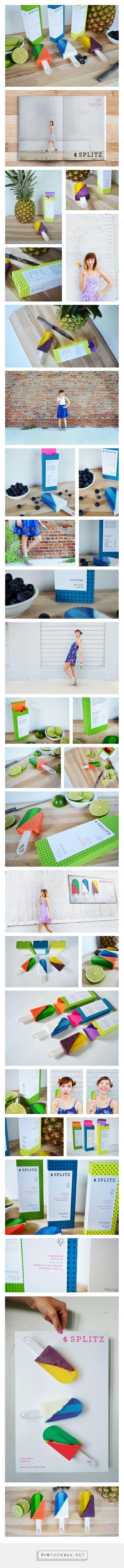Splitz Popsicles by Wylee Sanderson, UCO Dept. of Design