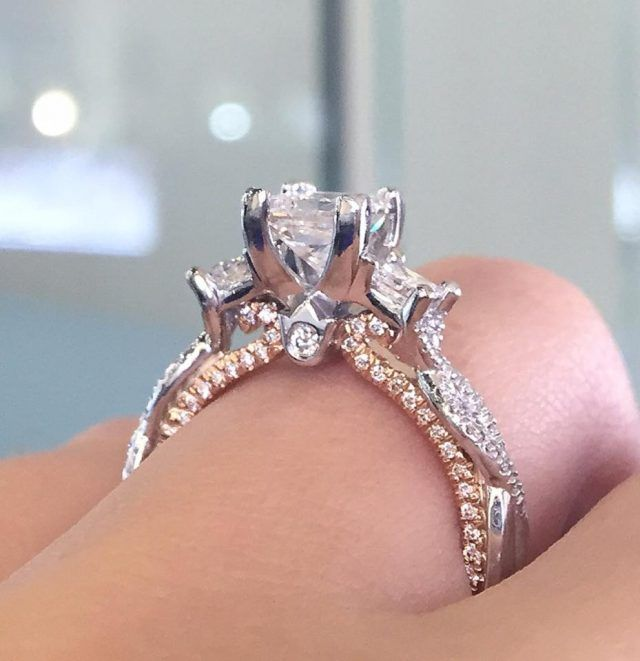 Verragio Engagement Rings With Jaw Dropping Profiles