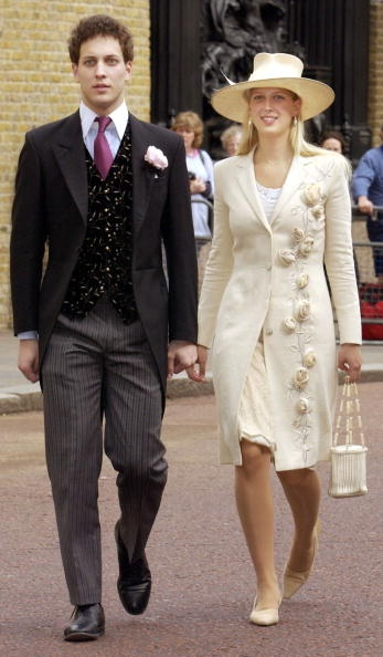Brother and sister, Lord Frederick Windsor and Lady Gabriella Windsor