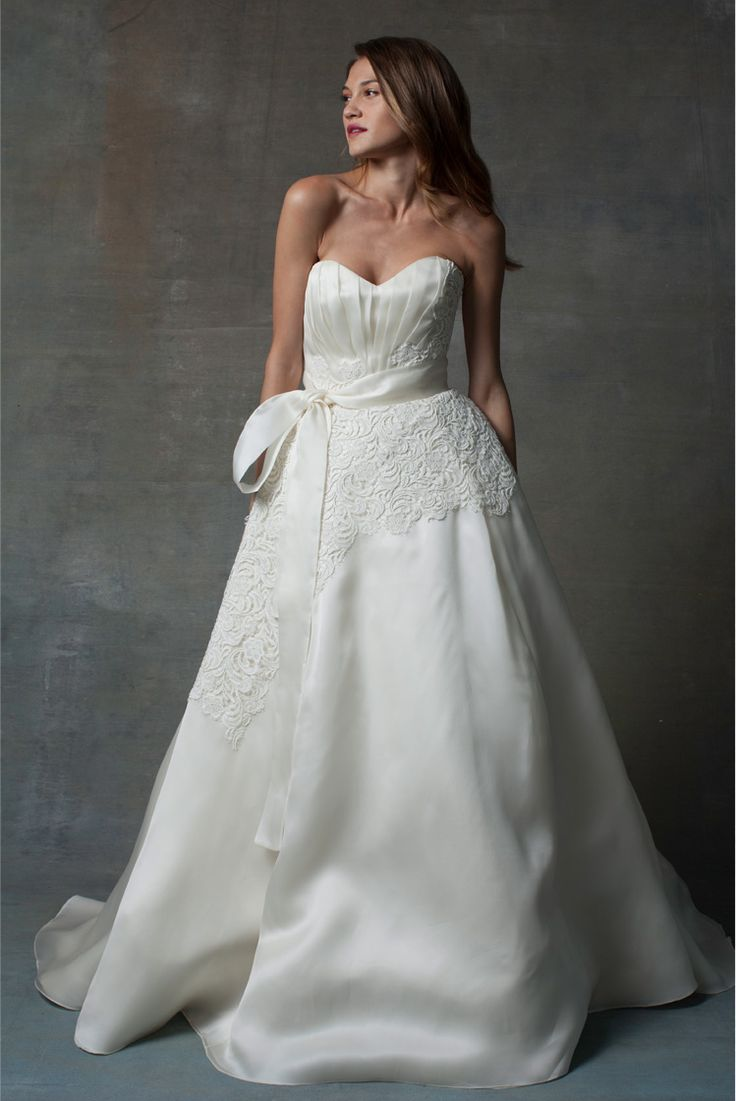 1870 best Wedding Dresses images on Pinterest Wedding dressses