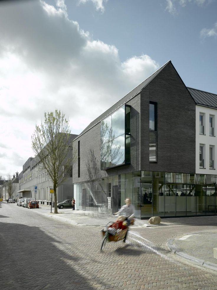 Black House, Utrecht, The Netherlands, by Bakers Architecten