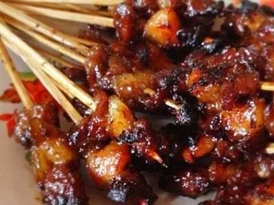 Sate Maranggi - Simak panduan cara membuat video resep sate maranggi asli daging sapi ncc khas sajian sedap cibungur purwakarta cianjur paling enak hanya disini.