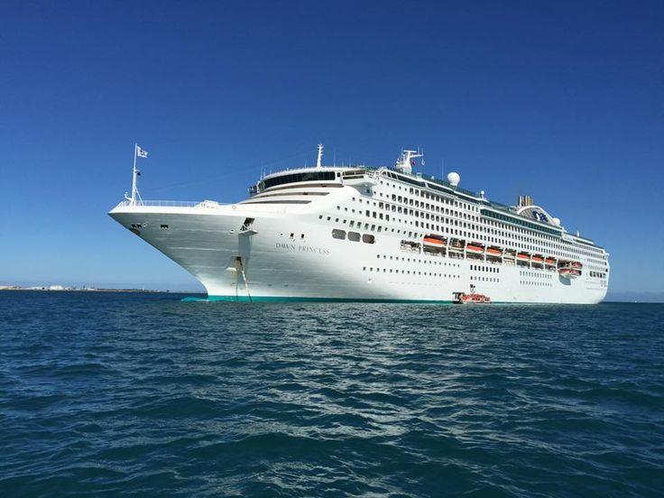 Cruise ship - Dawn Princess
