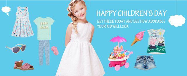 Lucruri privite de jos in sus: Wishlist Dresslink - Ziua copilului