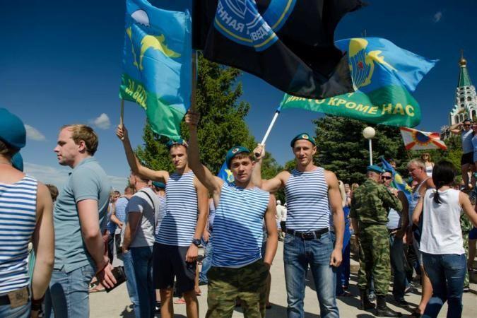 Дорогие десантники! Флаги ВДВ только что закончились :( 128 флагов 90х135см продано за 1-2 августа 2017 года! Ура ВДВ!