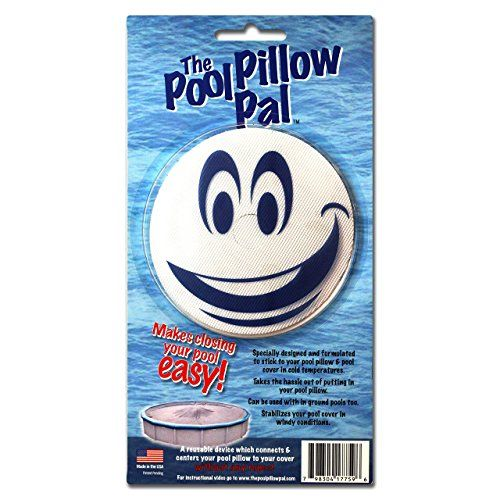 The Pool Pillow Pal Above Ground Winter Pool Cover Accessory Read more  at the image link.