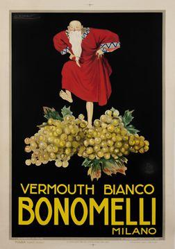 Achille Mauzan, Bonomelli, 1922