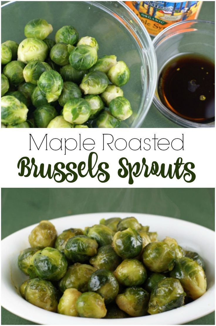 best images about holiday side dishes printable maple roasted brussels sprouts 5dollardinners com middot recipes printableprintable couponspro