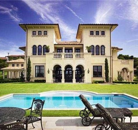 Mediterranean architecture tuscan old world french for French mediterranean homes