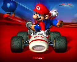 It's Mario time!