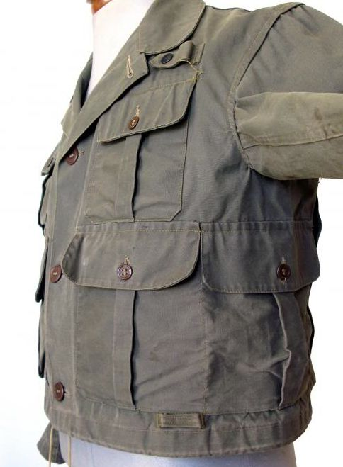 HC Weatherbak Snag-pruf hunting/fishing jacket