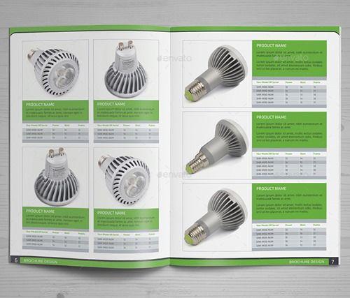 Plantillas para catálogos de varias páginas: amplio listado con bastantes…