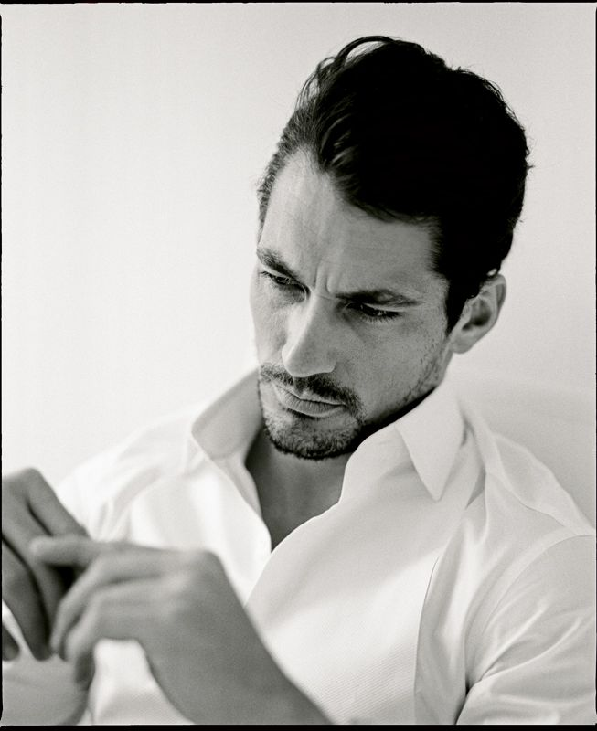 David Gandy by Alistair Guy