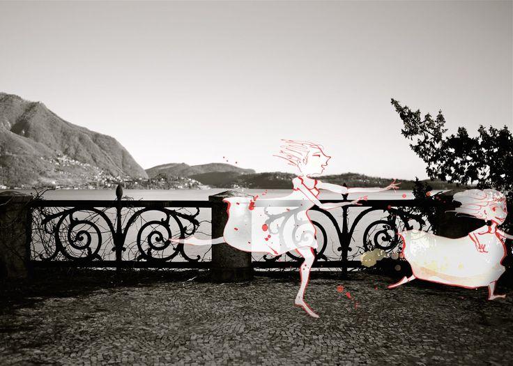 """Taken from """"Dilagando"""" by Bianca Romanella & Michela Petoletti"""