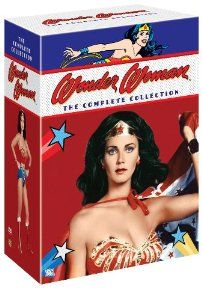 B: Amazon.com: Wonder Woman: The Complete Collection: Lynda Carter, Lyle Waggoner: Movies & TV $40