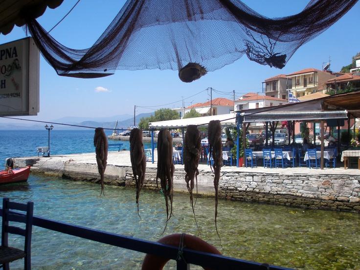 The Pilion, Greece