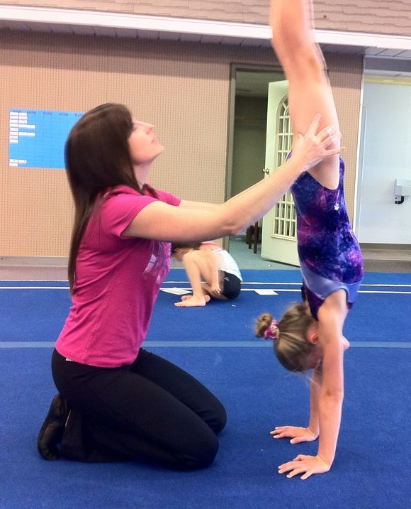 Tumbling Exercises for Kids | How To Adult
