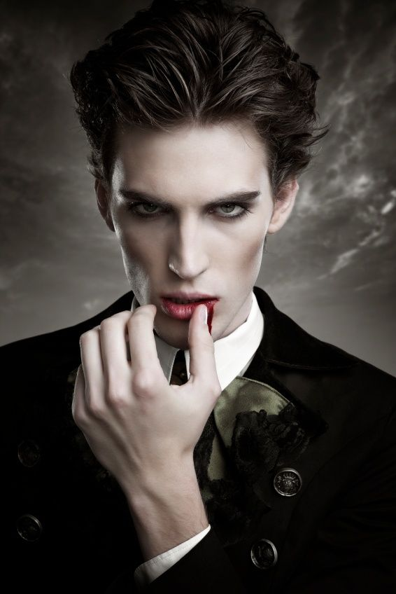 12 best Vampire Male Makeup images on Pinterest | Halloween makeup ...