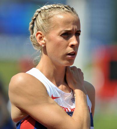 Lynsey Sharp (GBR) Women's 800m IAAF DIAMOND LEAGUE - Birmingham 2016 Copyright B&O Press Photo