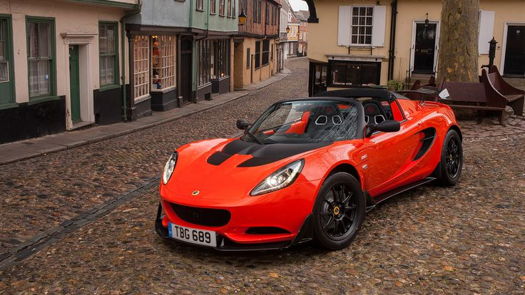 2016 Lotus Elise Cup 250  http://www.wsupercars.com/lotus-2016-elise-cup-250.php