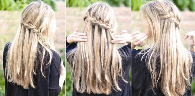 Strange Braids Step By Step Step By Step Hairstyles And Step By Step On Short Hairstyles Gunalazisus