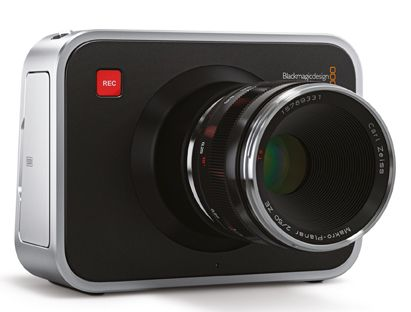 The Blackmagic Cinema Camera has won a best of the best red dot:product design award