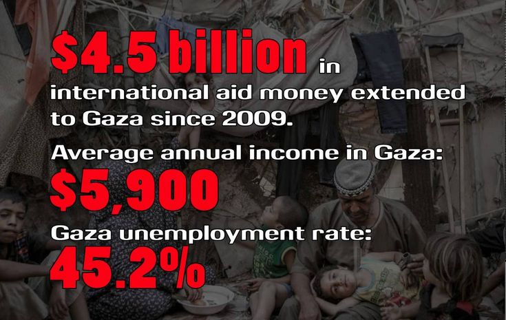 Hamas: By the Numbers