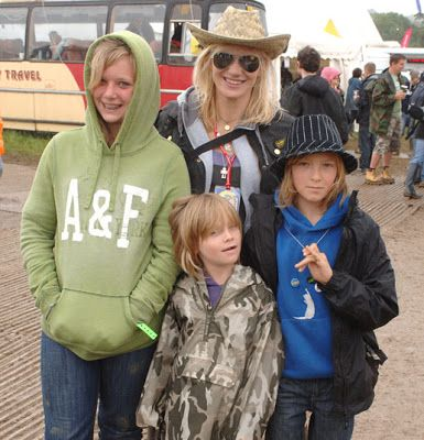 Jo Whiley presents coverage for BBC Radio 1 and BBC2 from Glastonbury | News of the World Top Hollywood Celebrity
