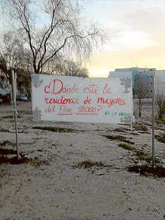 Gente de Villaverde: Una solución para las calles Eduardo Minguito y Es...