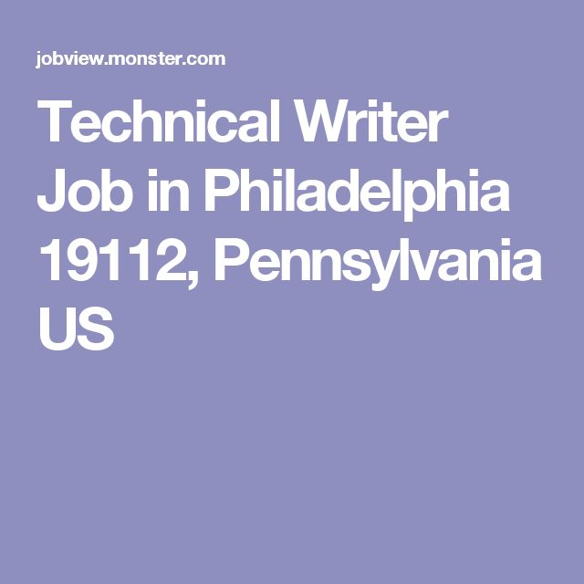 Freelance Technical Writer Job Description - Department Of History