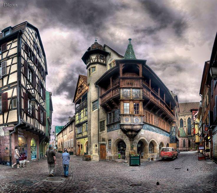 Colamar-Alsace / FRANCE
