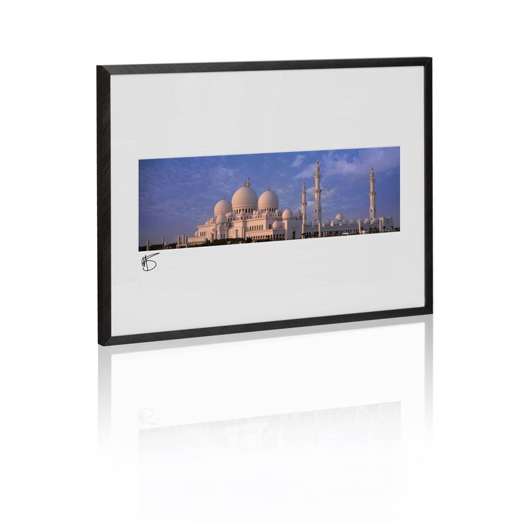 Sheikh Zayed Grand Mosque (Framed Art)  #ArabicArtwork #framed #ArtworkFromGalleryOne #abudhabi #ArtworkOnHevo #art #DecorFramedArt #DecorArtwork #ArtFramedArt #blue #A3 #decor #5001000 #ArtFromGalleryOne #DecorWallAccents