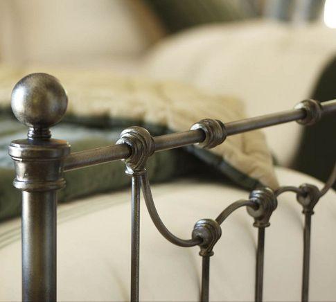 Best Savannah Bed Headboard Pottery Barn Iron Bed Frame 640 x 480