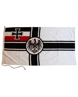 Военно-морской флаг кайзеровской армии (1903–1919), Германия