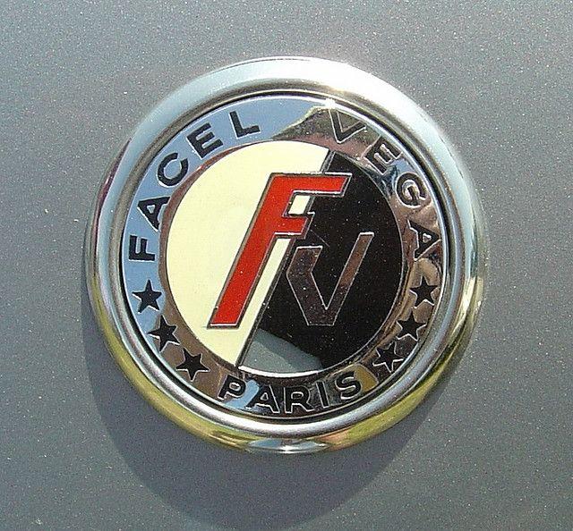Facel Vega Badge
