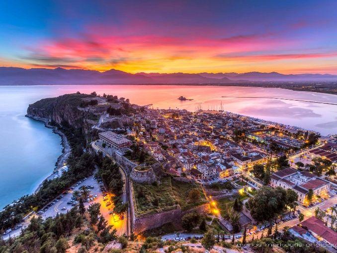Ελλάδα » Λουτράκι & Ναύπλιο
