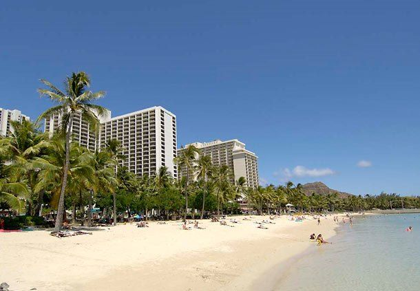 Waikiki Beach Marriott Resort & Spa - 4 Of The Best All Inclusive Resorts in Hawaii! | Hawaiian Explorer
