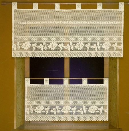 554 best cortines images on pinterest - Cortinas para cocina ...