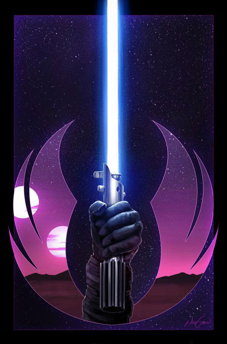 "gffa: "" Anakin Skywalker - Jedi Symbol // by Nihat Gokcen """