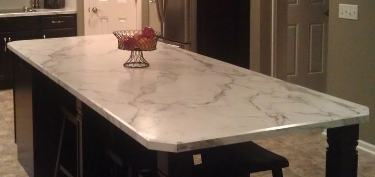 Formica 180fx Top In Calacatta Marble What A Great Way To