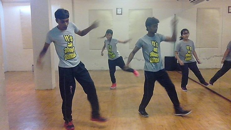 No Money-Galantis-May 2016-HipHop Class Video-Dum Dum Park-Roshan