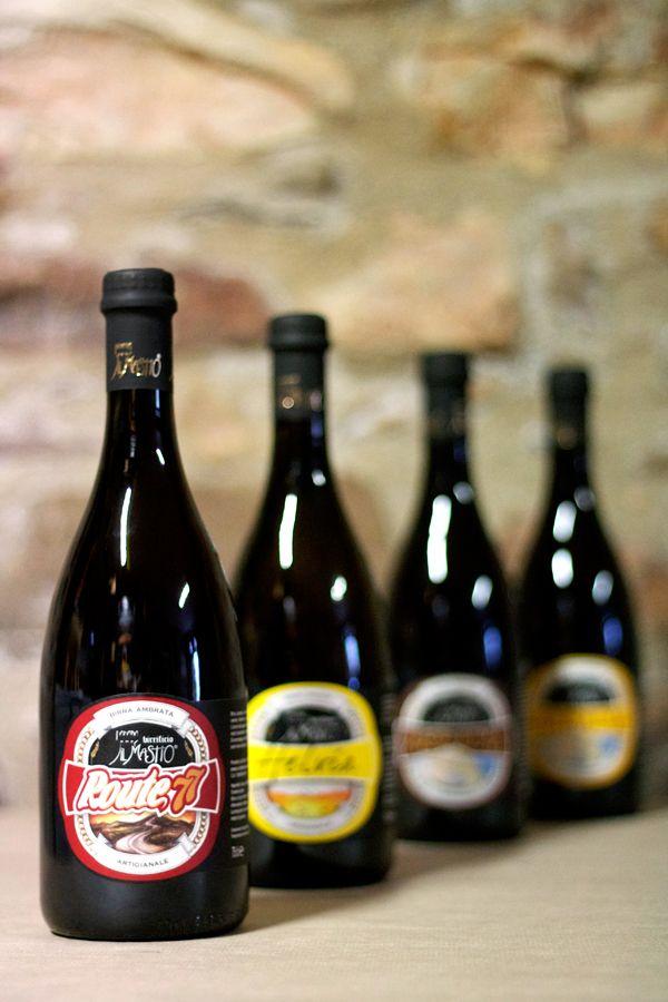 Le Marche di Birra: Birrificio Il Mastio . Birra Artigianale . Marche