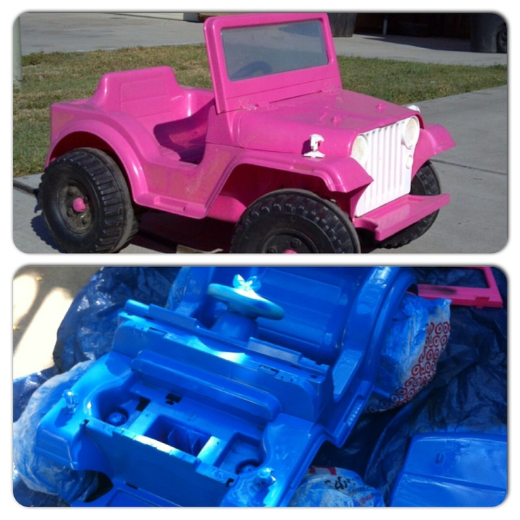 9 Best Power Wheels Jeep Images On Pinterest