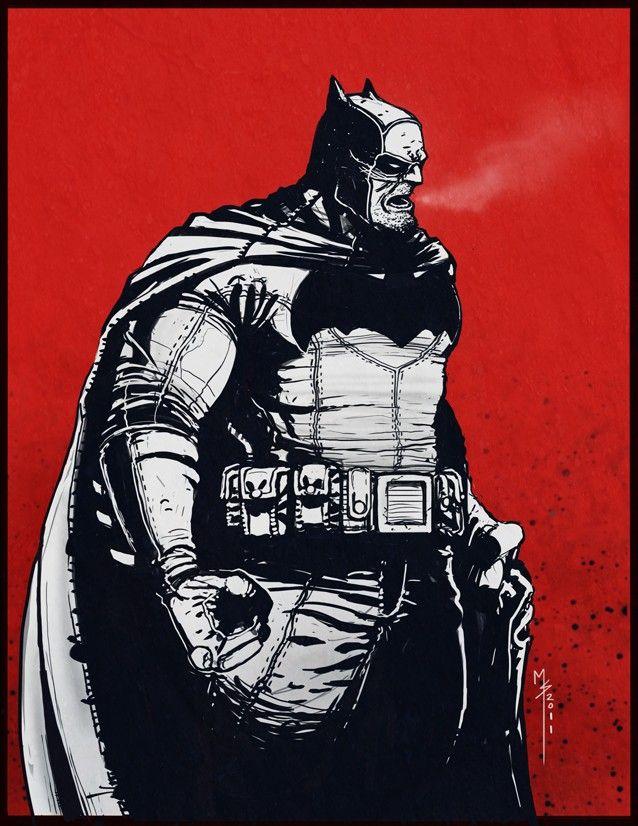 Image result for frank miller illustration