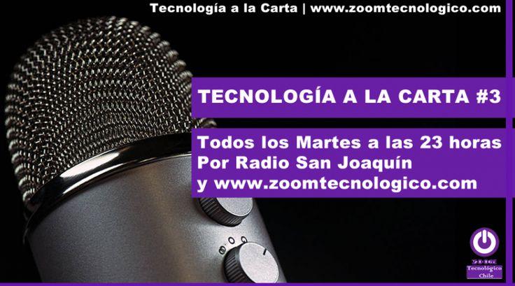 Tecnología a la Carta 3